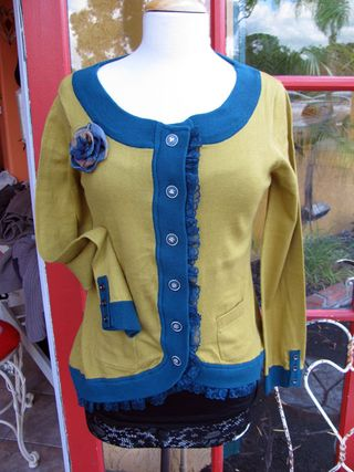 Mustardsweater
