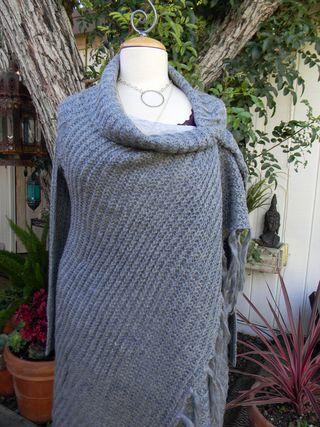 Fringedsweater