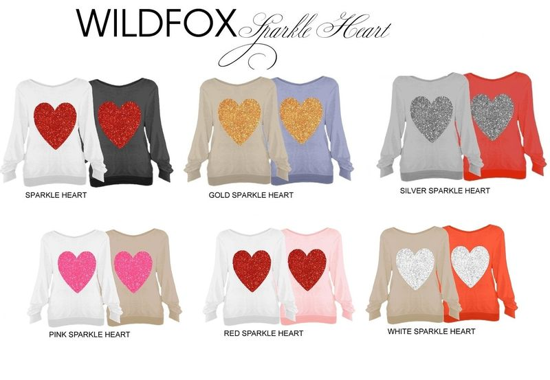 WF HOLIDAY SPARKLE HEARTS